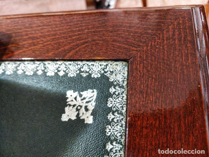 Antigüedades: Escritorio Bureau Plat en Roble Siglo XX - Foto 13 - 176561738