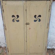 Antigüedades: ANTIGUA PUERTA DE ALACENA LAUBURU. Lote 176591642