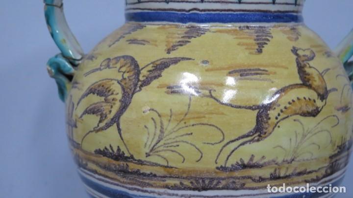 Antigüedades: ANTIGUA ORZA DE CERAMICA. TRIANA. AÑOS 30 - Foto 2 - 176646142