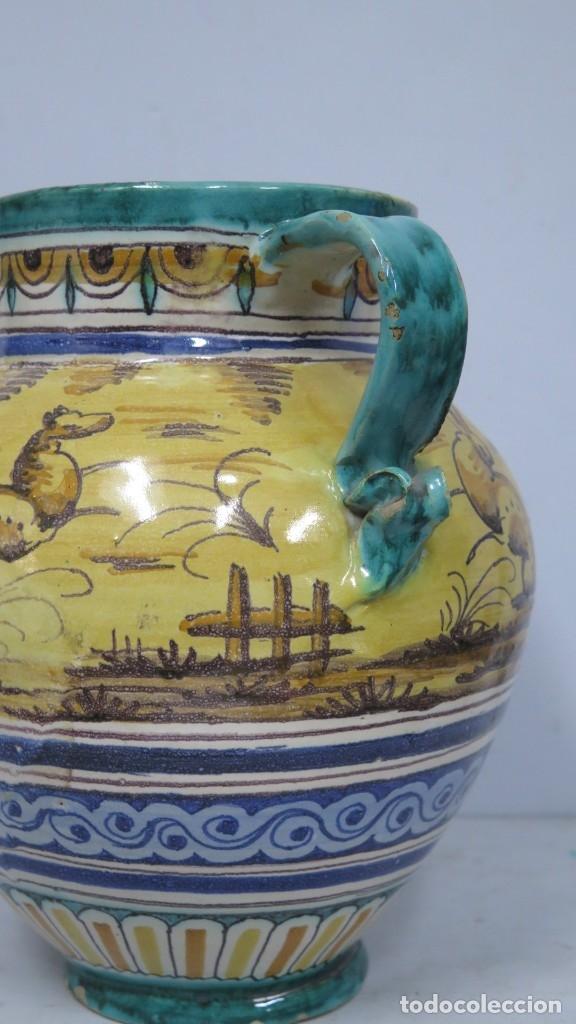 Antigüedades: ANTIGUA ORZA DE CERAMICA. TRIANA. AÑOS 30 - Foto 5 - 176646142