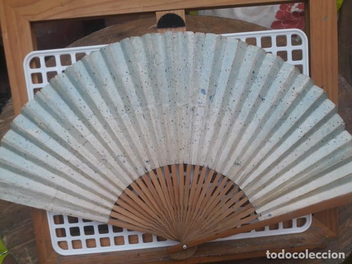 Antigüedades: ANTIGÜEDAD ABANICO FINALES S.XIX PRINCIPIOS DEL S.XX - Foto 5 - 176684650