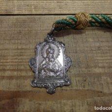 Antigüedades: SEMANA SANTA SEVILLA, MEDALLA CON CORDON HERMANDAD DE LA MACARENA. Lote 176718993