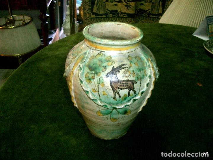 Antigüedades: Jarron ceramica, puente del arzobispo (toledo) - Foto 2 - 176724867