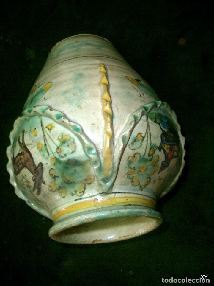 Antigüedades: Jarron ceramica, puente del arzobispo (toledo) - Foto 4 - 176724867