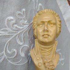 Antigüedades: BASTÓN (S XIX, MOZART MARFIL, TEATRO LICEO DE BARCELONA, MUY BUSCADO ). MÁS BASTONES EN MI PERFIL.. Lote 176766063