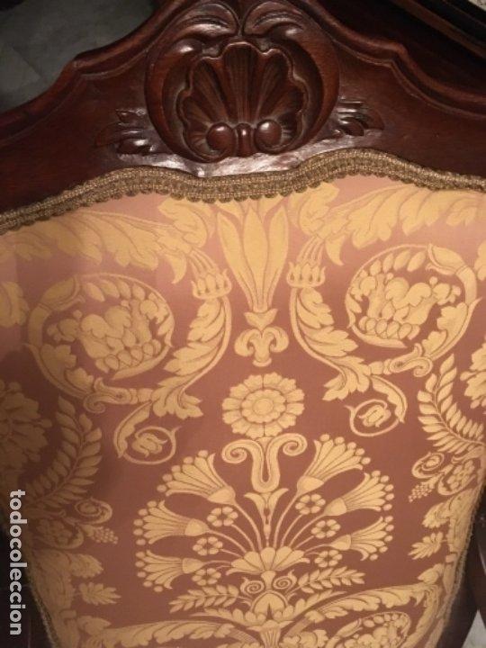 Antigüedades: MECEDORA ANTIGUA DE CAOBA - Foto 5 - 176803585