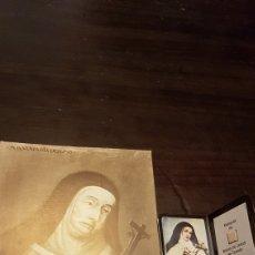 Antigüedades: RELIQUIA DE MARIA DE JESÚS DE TOLEDO. Lote 176833218