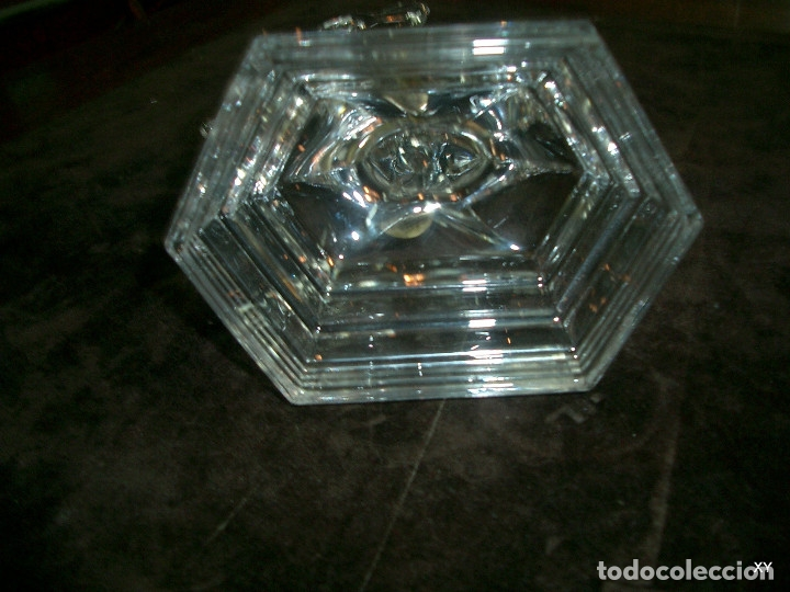 Antigüedades: Bailarina en cristal de la firma RCR cristal al plomo, Italia - Foto 4 - 176883634