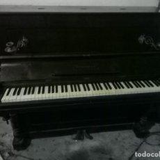 Antigüedades: PIANO DE IGLESIA BERNAREGGI & CÍA. Lote 176919455
