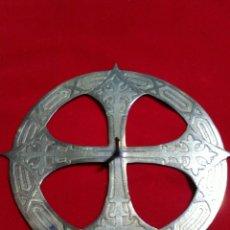 Antigüedades: CORONA PARA IMAGEN RELIGIOSA. VIRGEN SANTO.. Lote 176973799