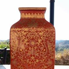 Antigüedades: BONITO JARRON CHINO PORCELANA CHINA. Lote 177008749