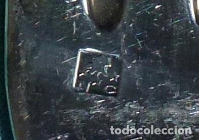 Antigüedades: Cuchara y tenedor punzonado - 60 Gr - Foto 7 - 177010937
