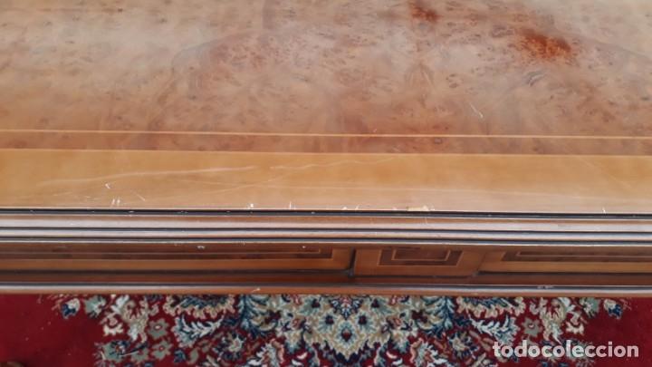 Antigüedades: Escritorio antiguo estilo Luis XVI. Mesa de despacho antigua estilo Luis XVI. Mesa estilo isabelino. - Foto 23 - 177026580