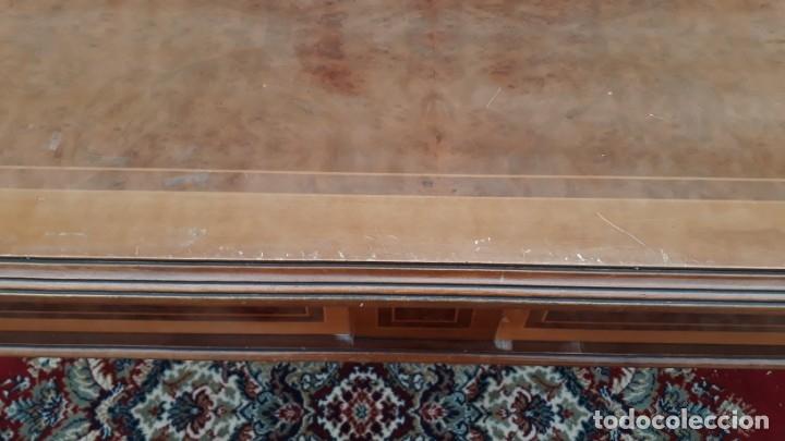 Antigüedades: Escritorio antiguo estilo Luis XVI. Mesa de despacho antigua estilo Luis XVI. Mesa estilo isabelino. - Foto 24 - 177026580