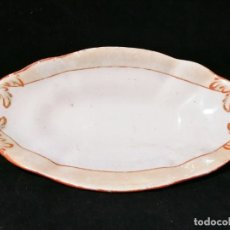 Antigüedades: ANTIGUA BANDEJA DE VILLEROY & BOCH. Lote 177070872