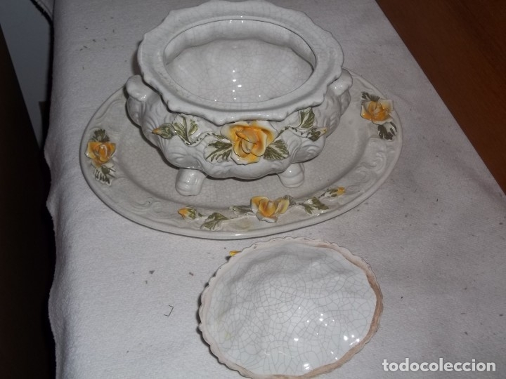 Antigüedades: Sopera - Foto 2 - 177136595