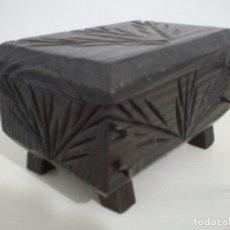 Antigüedades: ANTIGUO ARCONCITO TALLADO. Lote 177208895