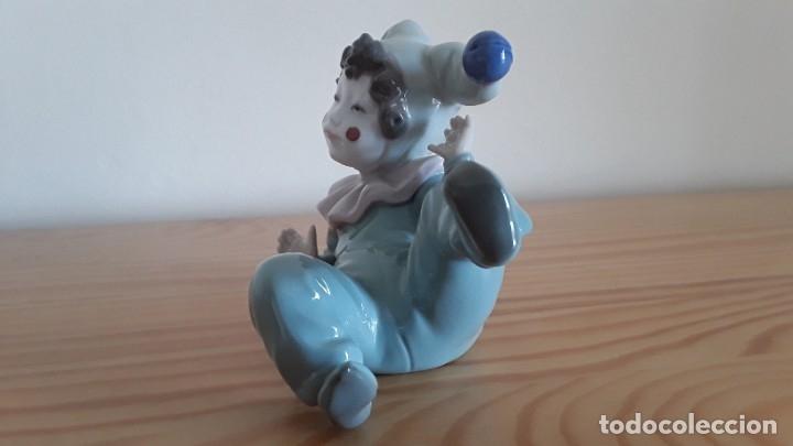 Antigüedades: Bufón porcelana Nao, Lladró - Foto 5 - 177210883