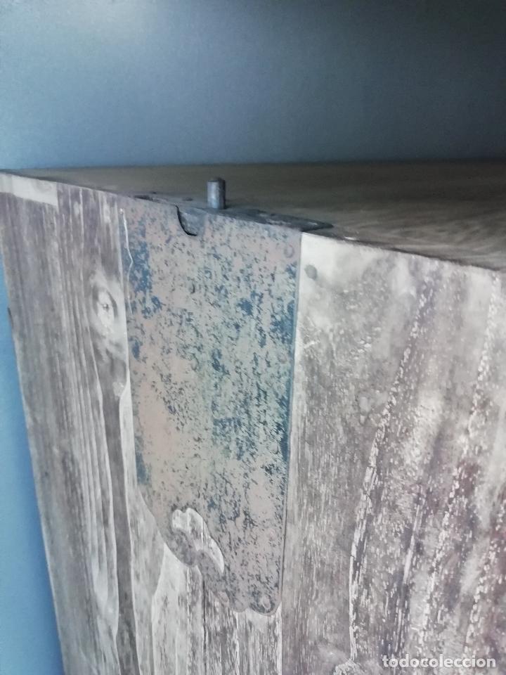 Antigüedades: Armario nupcial japonés de madera de paulonia - Foto 8 - 177185179