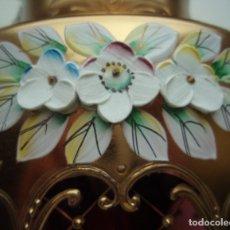 Antigüedades: JARRÓN. CRISTAL DE BOHEMIA. ALTURA 30 CMS.. Lote 172258563