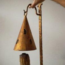 Antigüedades: APLIQUE ANTIGUO DE PARED / LAMPARILLA. Lote 177326145