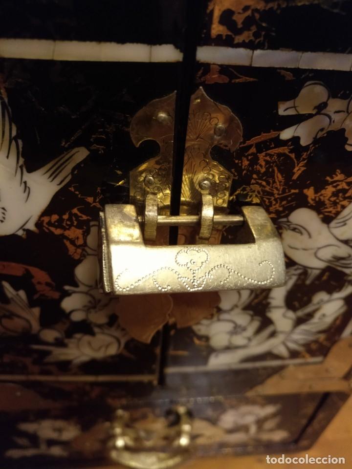 Antigüedades: Joyero Chino finales s. XX - Foto 7 - 177373077