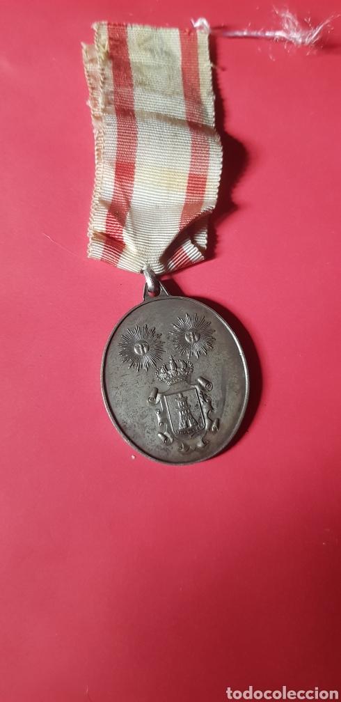 Antigüedades: Medalla Patronato de Nuestra Señora de Sonsoles Ávila - Foto 2 - 177392225