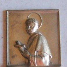 Antigüedades: SAN MARTIN DE PORRES- 5,5 X 4 CM. Lote 177405175