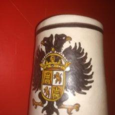 Antigüedades: JARRA PORTLAND IBERIA, SELLADA TALAVERA. ESCRITO SOY DE PORTLAND IBERIA. ESPAÑA, SIGLO XX. Lote 177477277