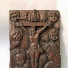 Antigüedades: CRUCIFICADO. Lote 177490914