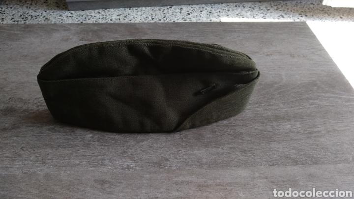 GORRA MARINE USA BERKSHIRE (Antigüedades - Moda - Sombreros Antiguos)