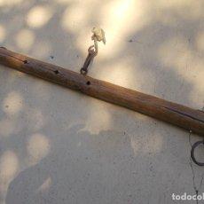 Antigüedades: BALANCIN ANTIGUO DE TIRO PARA CABALLERÏAS. Lote 177520833