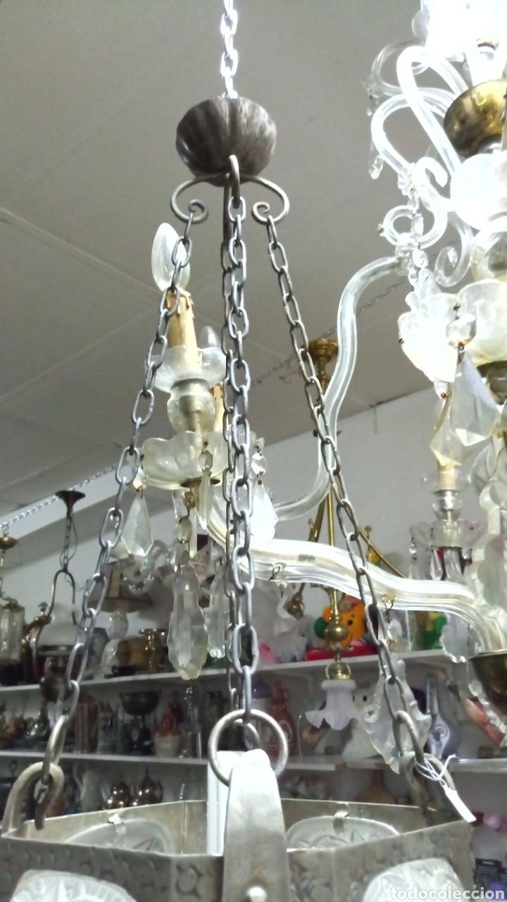 Antigüedades: Lámpara Art Decó - Foto 3 - 177566818