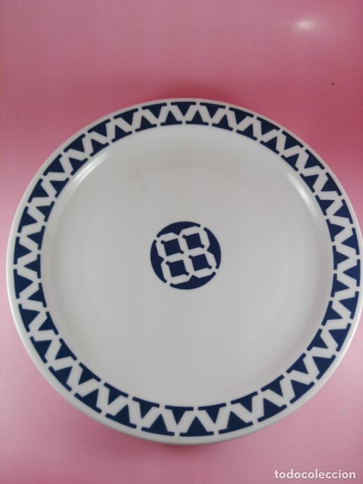 Antigüedades: plato-sargadelos-24 cms-buen estado-coleccionistas-ver fotos - Foto 2 - 177608438