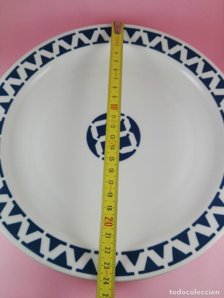 Antigüedades: plato-sargadelos-24 cms-buen estado-coleccionistas-ver fotos - Foto 5 - 177608438