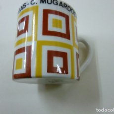 Antigüedades: TAZA DE CAFE O CASTRO SARGADELOS - MUGARDOS 1977 - N. Lote 177610528
