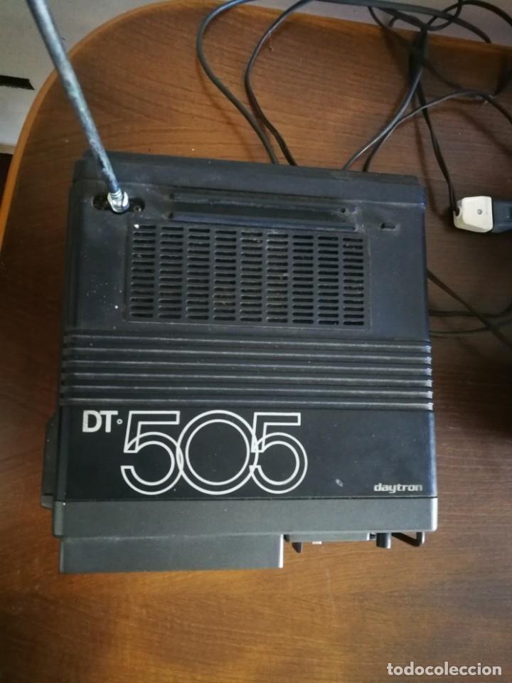 Antigüedades: Television portatil - Foto 2 - 177617109
