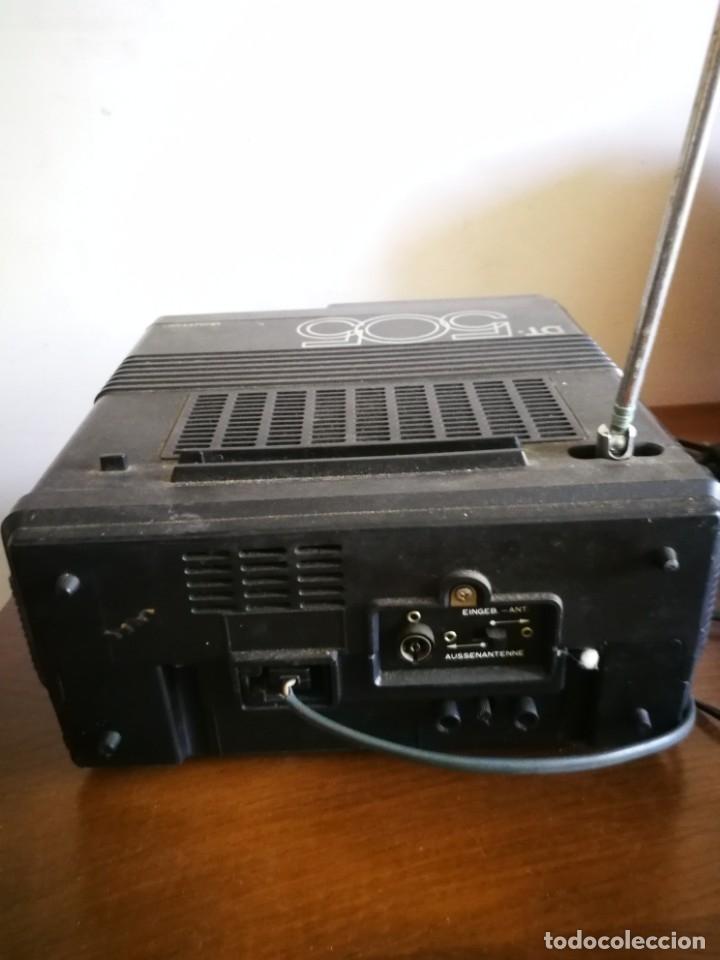 Antigüedades: Television portatil - Foto 4 - 177617109