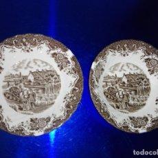 Antigüedades: LOTE 2 CUENCOS-CERÁMICA UK-JOHNSON BROTHERS-NUEVOS-VER FOTOS. Lote 177657905