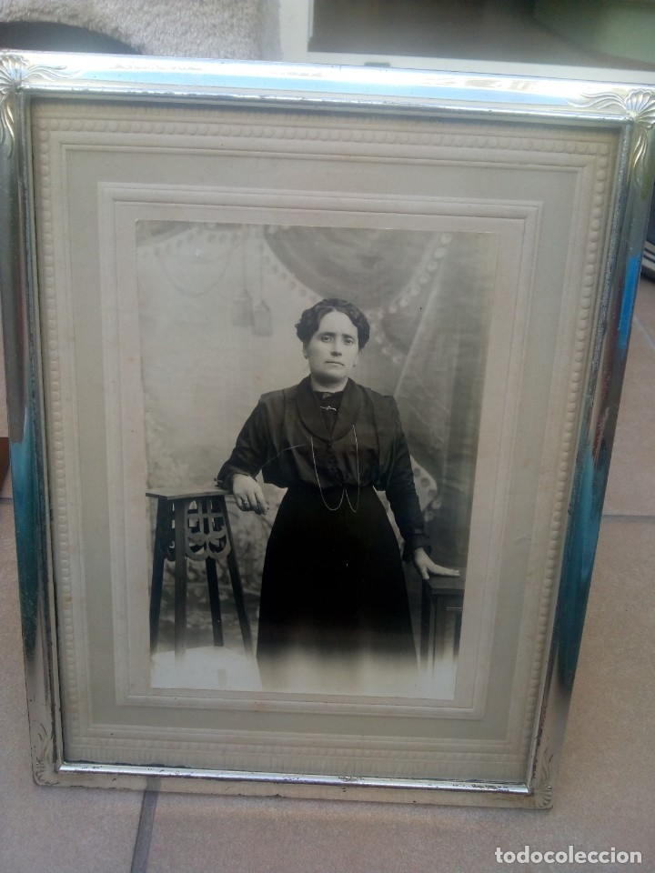 Antigüedades: Lote 3 portafotos - Foto 3 - 177657947