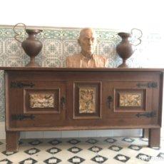 Antigüedades: MUEBLE APARADOR AÑOS 50. Lote 177707828