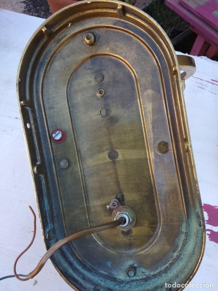 Antigüedades: APLIQUE DORADO - Foto 2 - 168775556