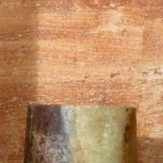 Antigüedades: VASO JARRON DE ALABASTRO EGIPCIO. Lote 177720348