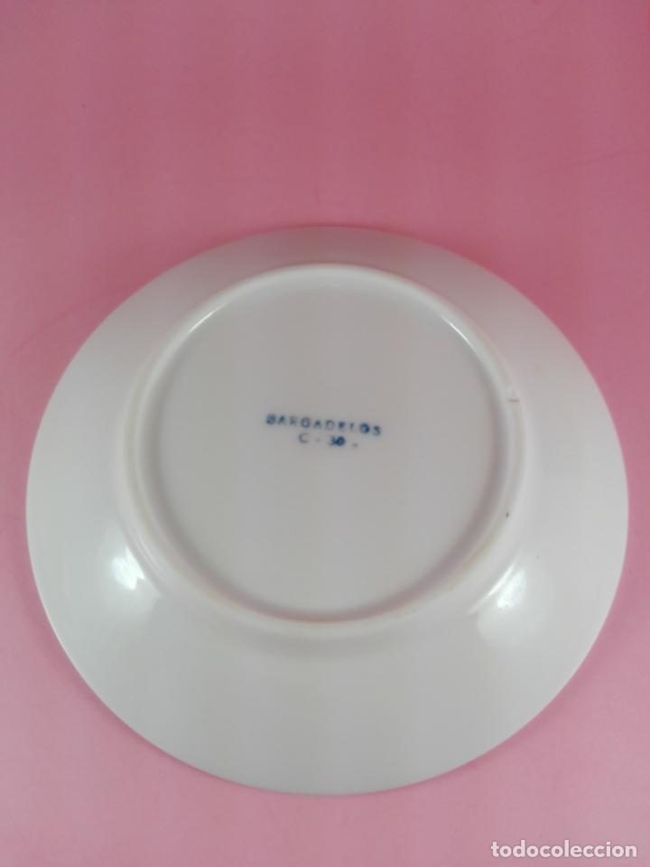 Antigüedades: plato-sargadelos-diseño-buen estado-ver fotos - Foto 3 - 177756823