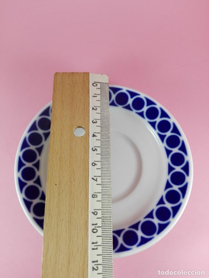 Antigüedades: plato-sargadelos-diseño-buen estado-ver fotos - Foto 8 - 177756823