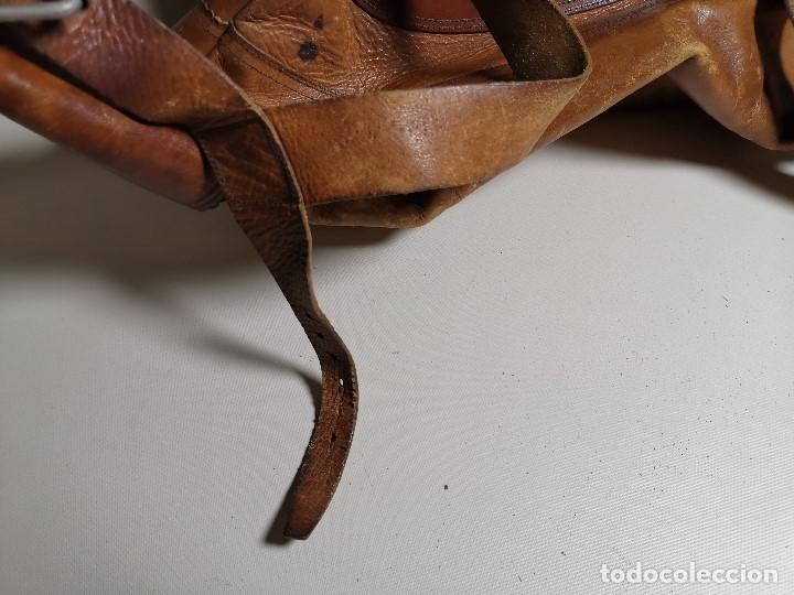 Antigüedades: zurrón o morral PASTOR. Arte pastoril.Etnografía.ORIGINAL AÑOS 50-60 PREPIRINEO LERIDANO-LERIDA - Foto 24 - 177785992
