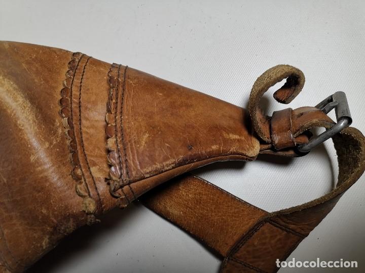Antigüedades: zurrón o morral PASTOR. Arte pastoril.Etnografía.ORIGINAL AÑOS 50-60 PREPIRINEO LERIDANO-LERIDA - Foto 29 - 177785992