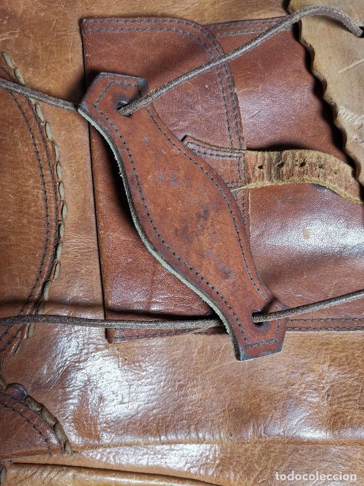 Antigüedades: zurrón o morral PASTOR. Arte pastoril.Etnografía.ORIGINAL AÑOS 50-60 PREPIRINEO LERIDANO-LERIDA - Foto 35 - 177785992