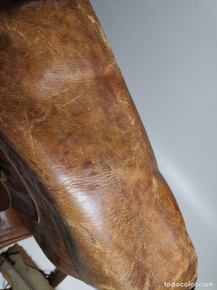 Antigüedades: zurrón o morral PASTOR. Arte pastoril.Etnografía.ORIGINAL AÑOS 50-60 PREPIRINEO LERIDANO-LERIDA - Foto 48 - 177785992
