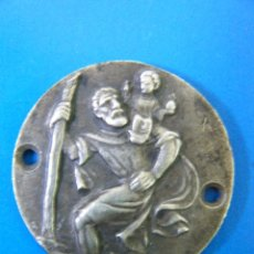 Antigüedades: SAN CRISTOBAL. METAL PLATEADO.. Lote 177817894